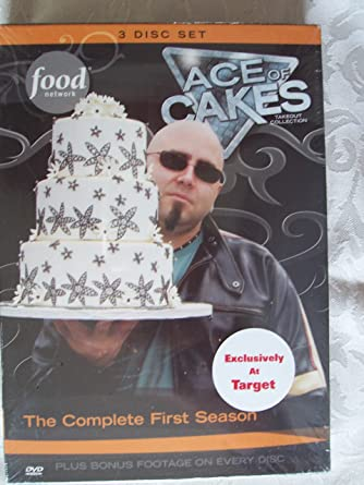 Amazon Ace Of Cakes The Complete First Season
