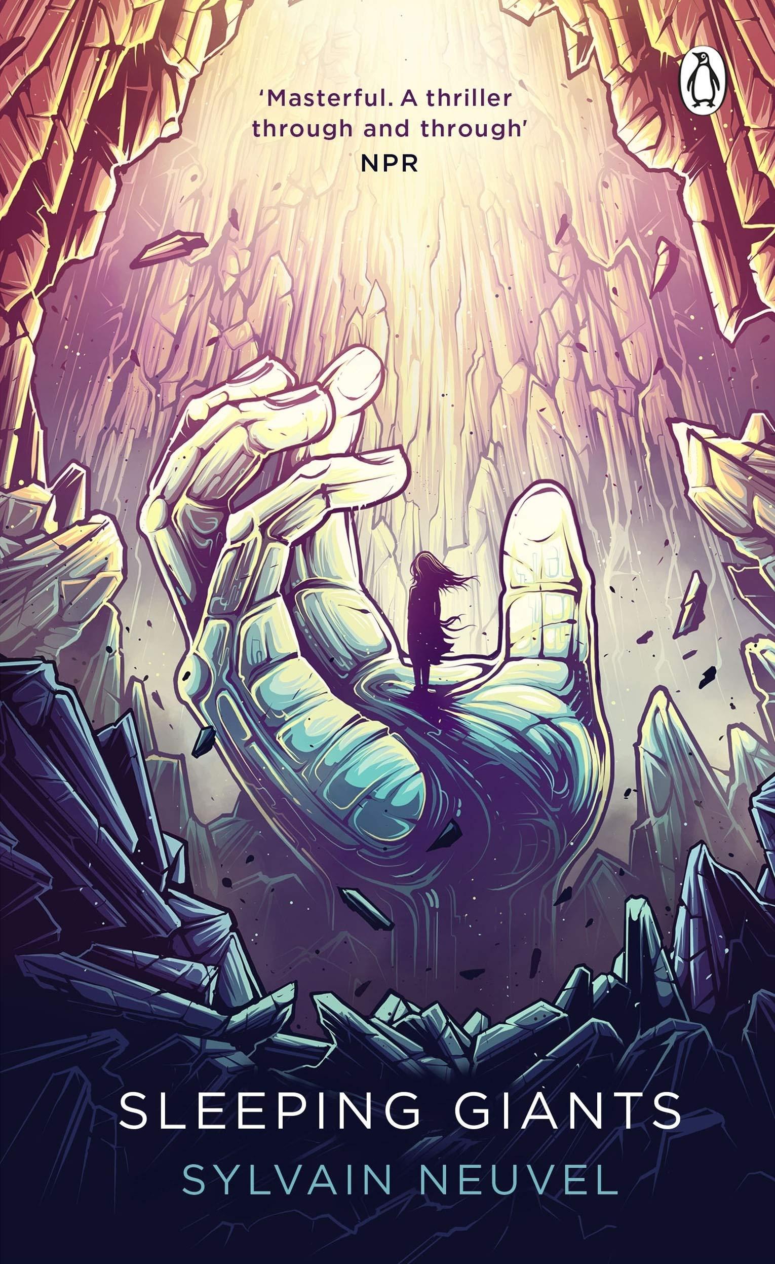 Sleeping Giants. Penguin Picks: Themis Files Book 1: Amazon.es: Neuvel, Sylvain, Neuvel, Sylvain: Libros en idiomas extranjeros