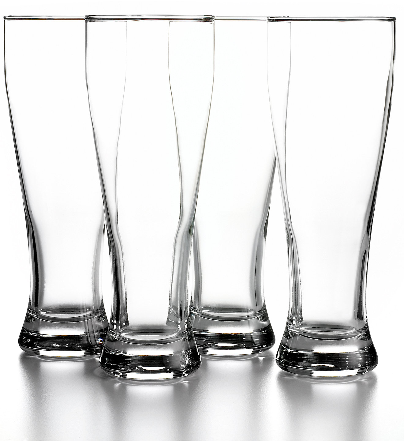 The Cellar Everyday Set of 4 Large Beer Glasses - Shop All Glassware & Stemware - Dining & Entertaining - Macy's Bridal and Wedding Registry
