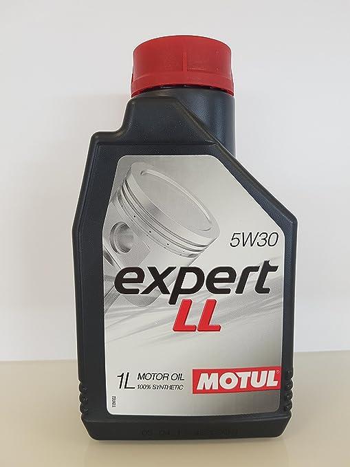 Original Motul Expert LL 5 W30 1L Volkswagen 50400/50700 MB 229.51 BMW Longlife de
