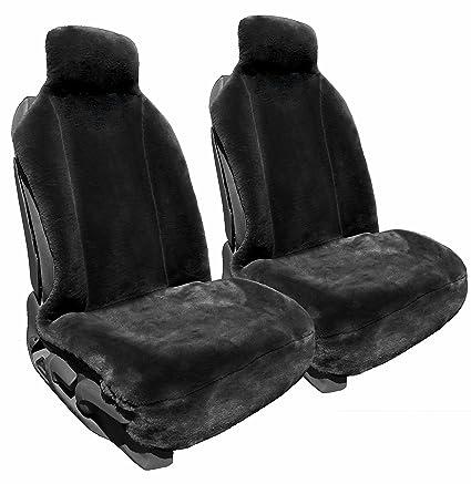Phenomenal Amazon Com Faux Sheepskin Car Seat Covers Luxury Fleece Cjindustries Chair Design For Home Cjindustriesco