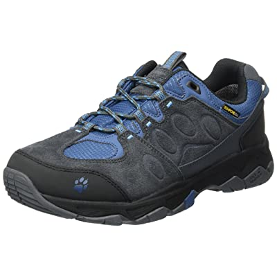 Jack Wolfskin MTN Attack 5 Texapore Low M Hiking Boot, Ocean Wave, US Men's | Hiking Boots