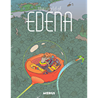 Moebius Library: The World of Edena (English Edition)