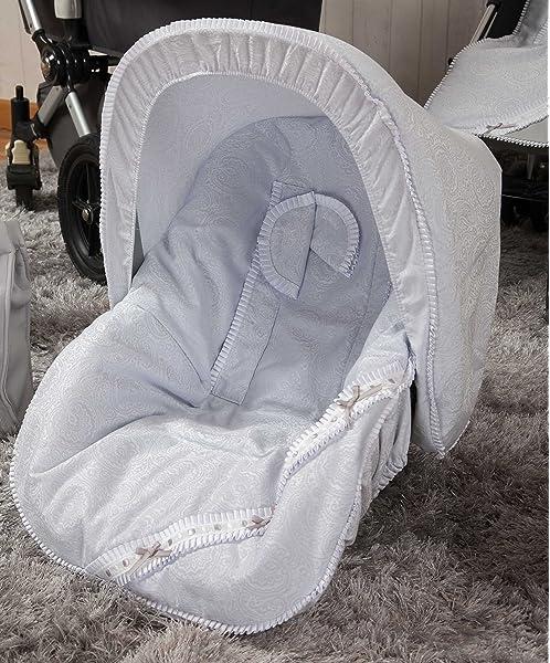 Babyline Caramelo - Colchoneta para silla grupo 0, color azul ...