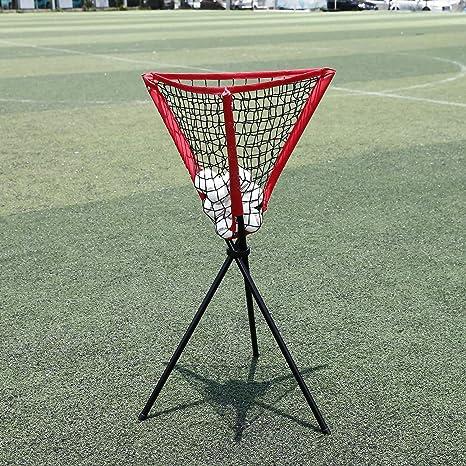 mewalker 55 x 55 cm Red de béisbol y sóftbol jaula red de práctica ...