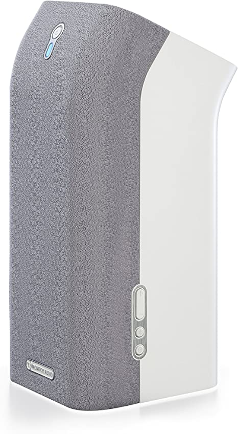 monitor audio s150 bluetooth speaker white