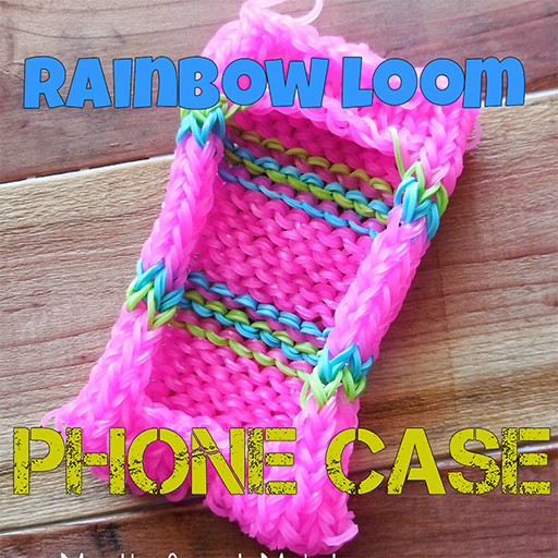 Rainbow Loom App : Video Tutorials On How To Make The Best iPhone/ Android Cases (Best Flashlight App For Iphone 6)