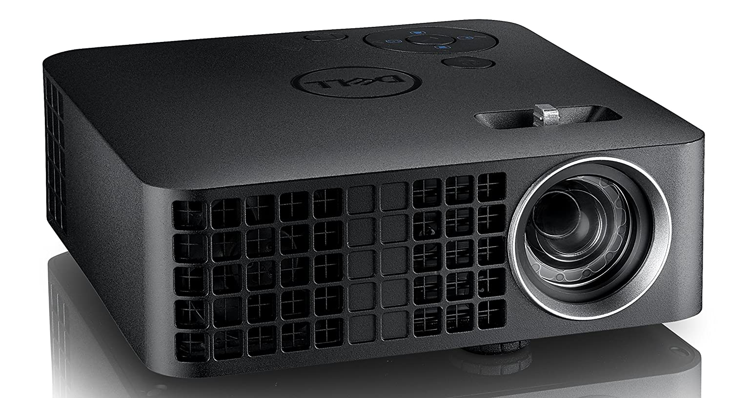 DELL M318WL Video - Proyector (500 lúmenes ANSI, DLP, WXGA ...