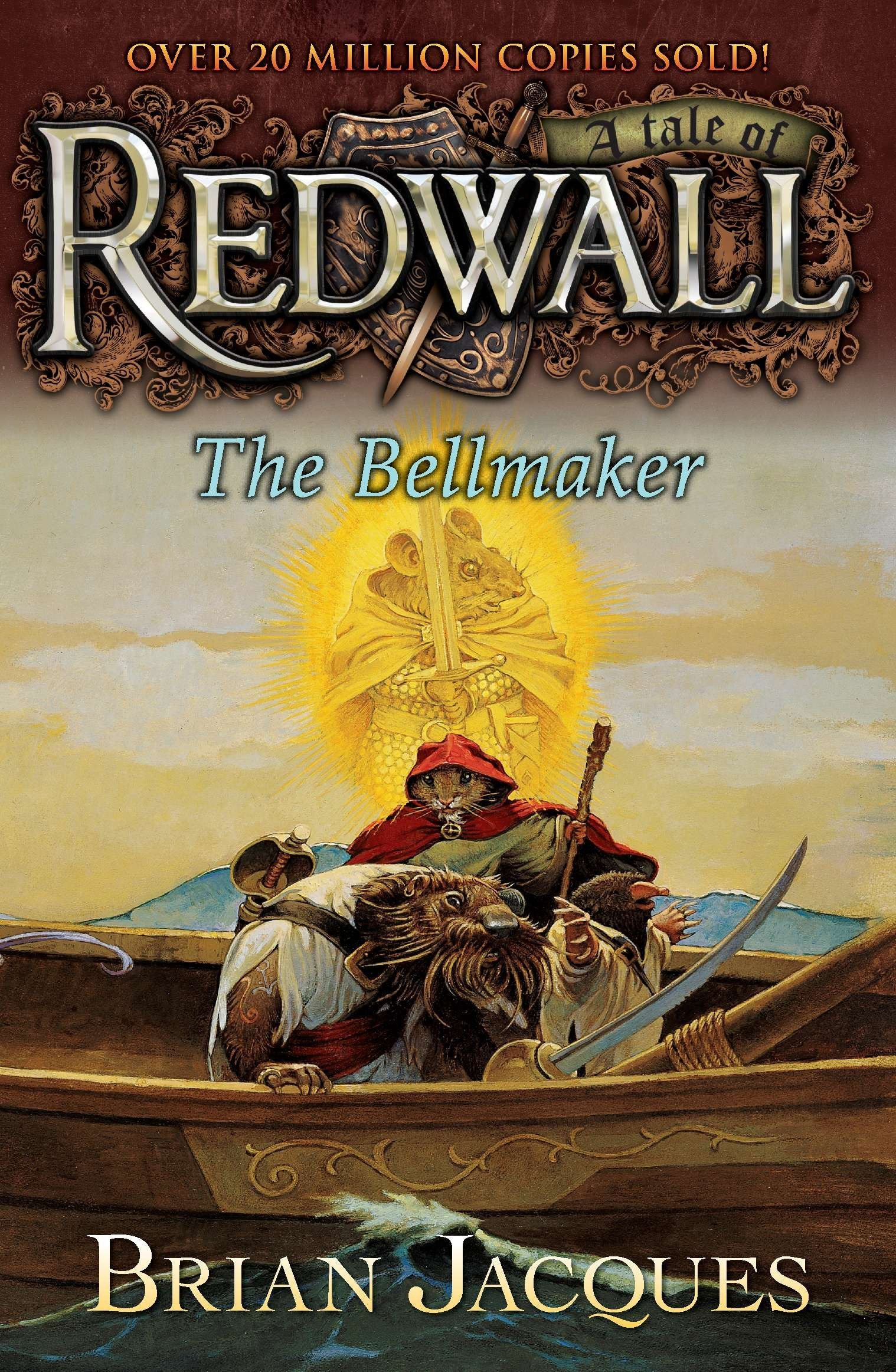 The Bellmaker: A Tale from Redwall: Brian Jacques: 9780142400302:  Amazon.com: Books