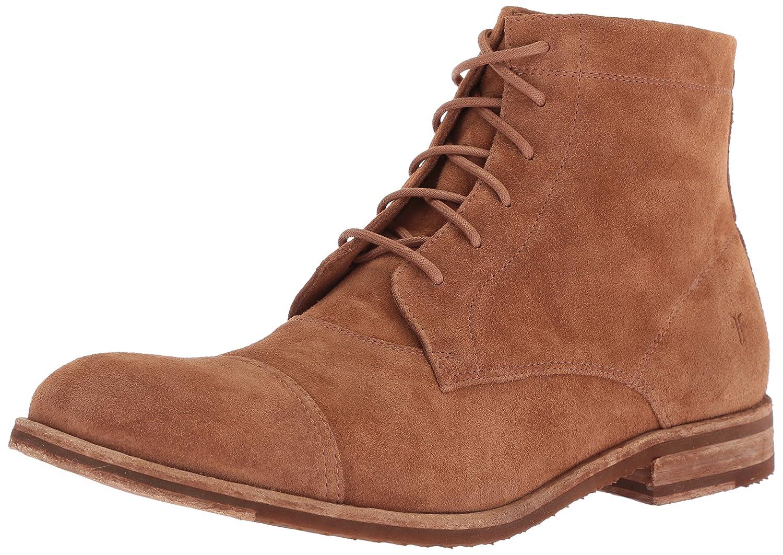 FRYE Men's Sam Lace up Ankle Stiefel, braun, 8.5 Medium US -
