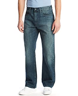 d86e9a767aa Levi's Men's 569 Loose Straight-Leg Jean at Amazon Men's Clothing store: