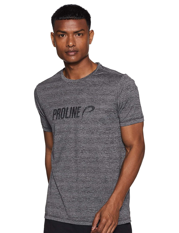 Proline Men's Striped Regular fit T-Shirt