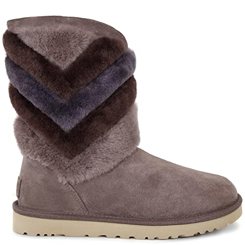 40690742ca2 UGG Women's Tania Boot Stormy Grey Size 9 B(M) US: Amazon.ca: Shoes ...