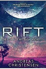 Rift: The Complete Rift Saga: Books 1-3 Kindle Edition