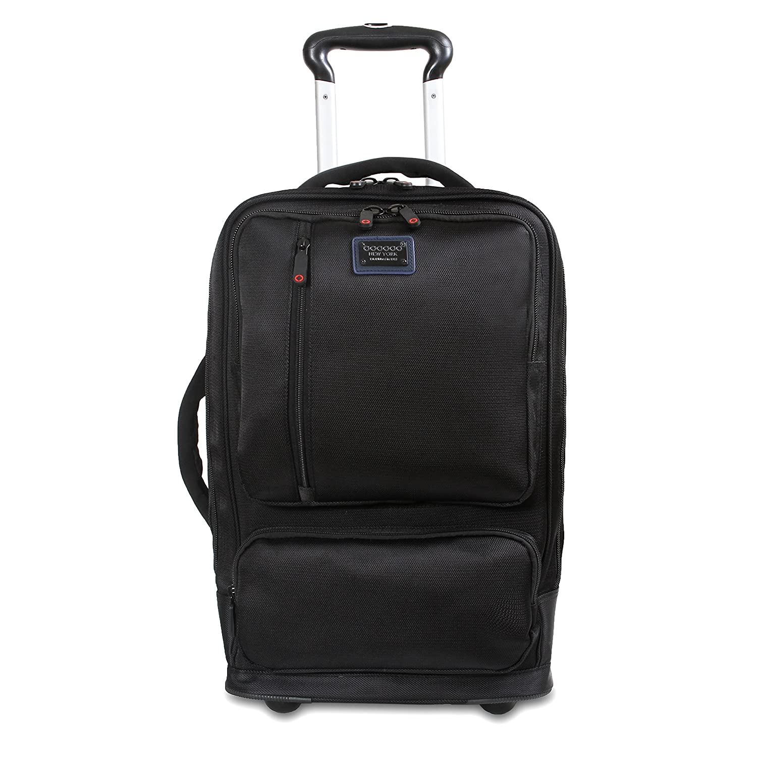J World New York Oliver Business Rolling Backpack