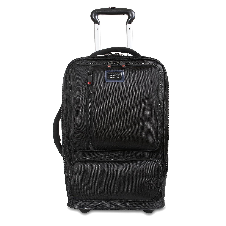 J World New York Oliver Business Rolling Backpack