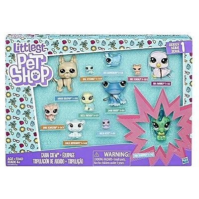 Littlest Pet Shop Cabin Crew: Toys & Games