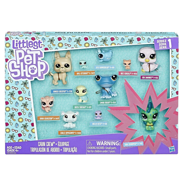 Littlest Pet Shop Cabin Crew Hasbro C1673