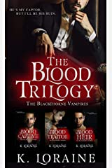 The Blood Trilogy: The Blackthorne Vampires 1-3 Kindle Edition