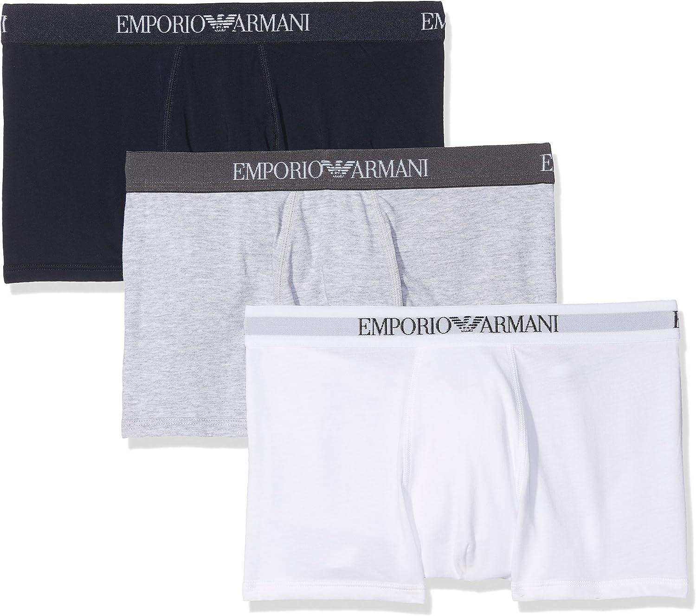 Emporio Armani Bóxer (Pack de 3) para Hombre