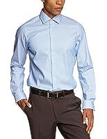 Strellson Premium Herren Slim Fit Businesshemd Francis