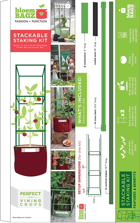 2 St/ück Hanging Tomato Planter Growbag Filz Tomaten Seeding Pot Seeds Beutel zum Pflanzen von Gem/üse Gew/ächshaus Outdoor LLSS-uk NEU Tomato Grow Bag