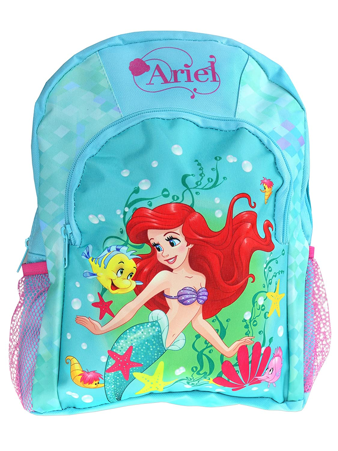 7de57d3e17f Disney The Little Mermaid Backpack  Amazon.co.uk  Luggage