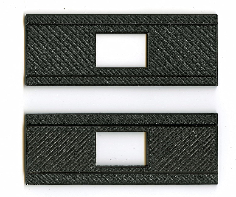 35 mm film holder//adapter made for Opteka Slide Duplicator