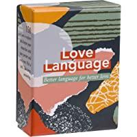 Love Language: The Card Game - 101 Conversation Starter Questions for Couples - to Explore & Deepen Connections with…