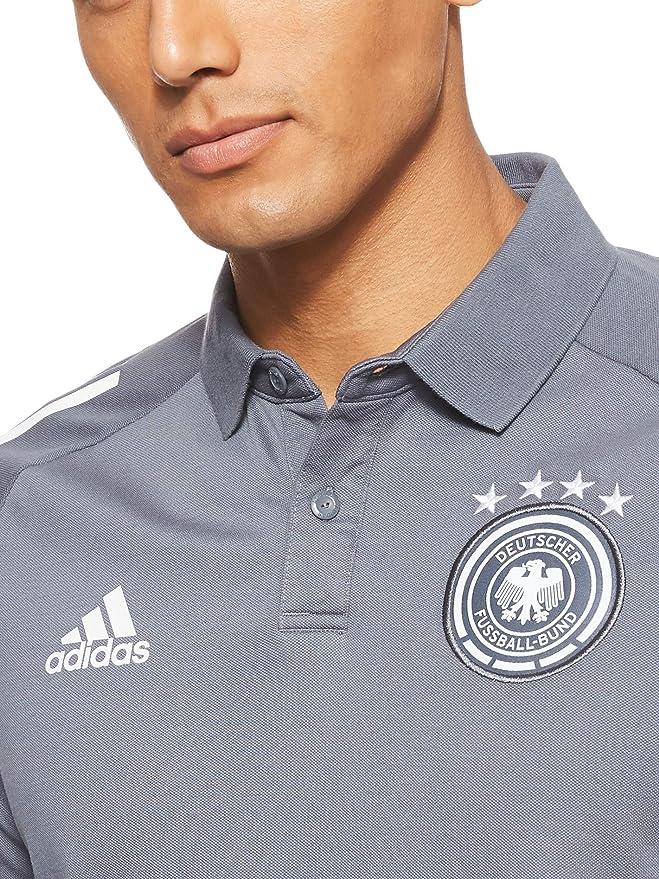Germany Training Jacket Dk Grey