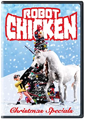 Amazon.com: Robot Chicken: Christmas Specials: Various: Movies & TV