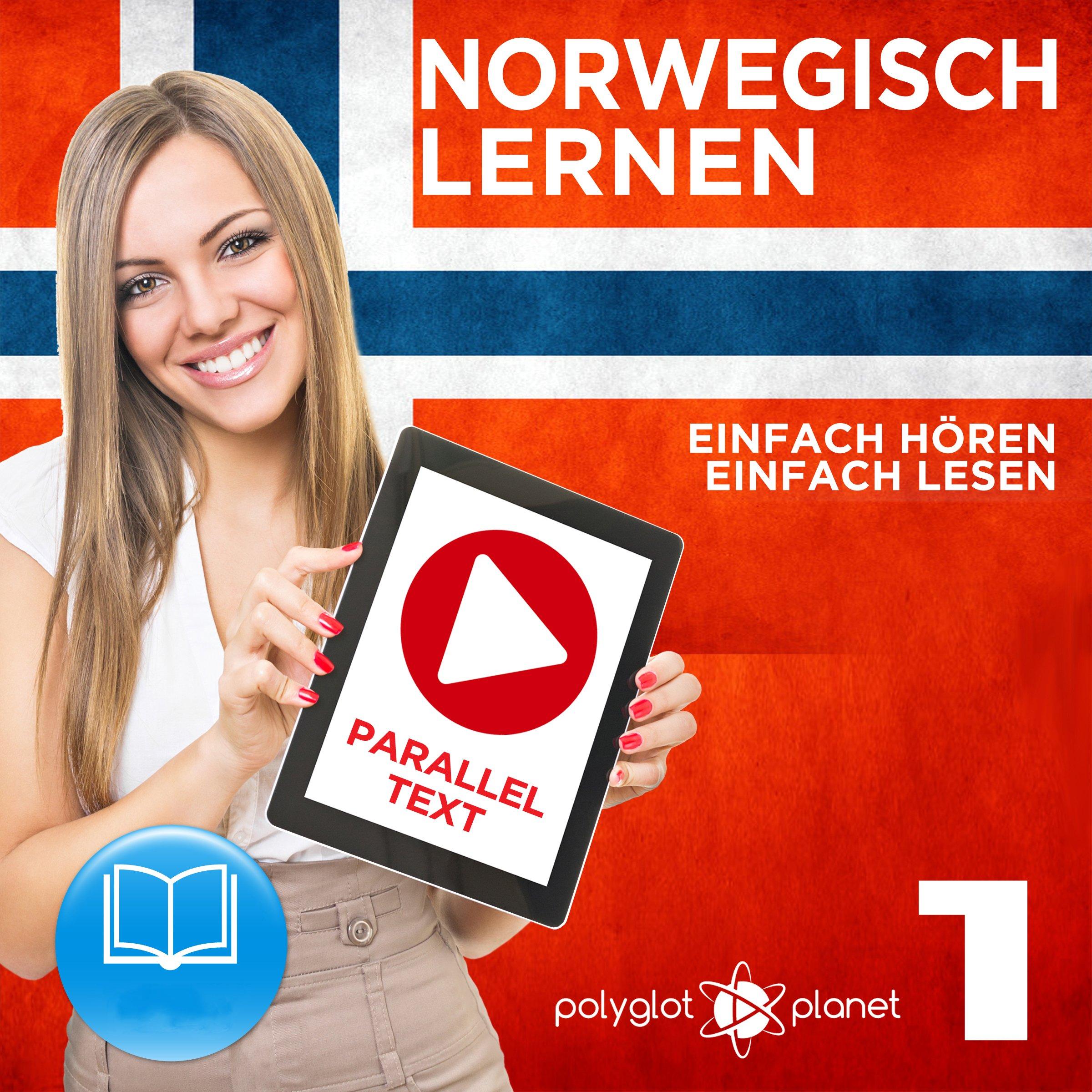 Norwegisch Einfach Lesen   Einfach Hören   Paralleltext  Norwegisch Lernen Audio Sprachkurs Nr. 1  Norwegisch Lernen   Easy Reader   Easy Audio