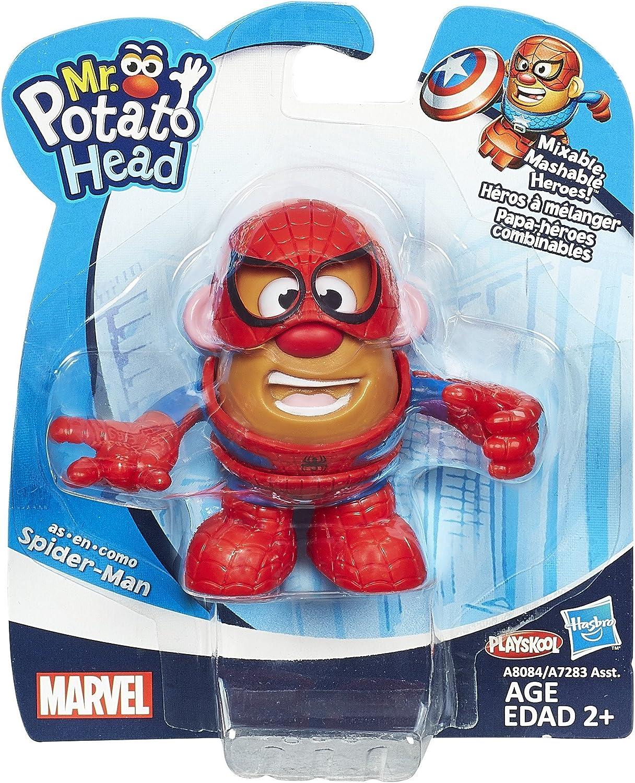 Playskool – Marvel – Mr. Potato Head – Señor Patata Spider-Man ...