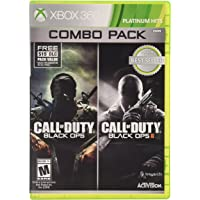 Call of Duty Black Ops 1& 2 Combo X360 - Xbox 360