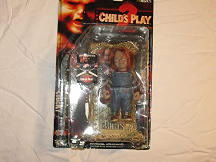 Chucky Action Figure Child/'s Play McFarlane Toys Movie Maniacs Series 2