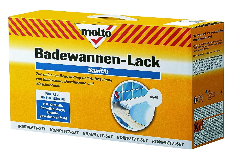 Hervorragend Molto 5116388 Badewannen Lack [Werkzeug]: Amazon.de: Garten DF75