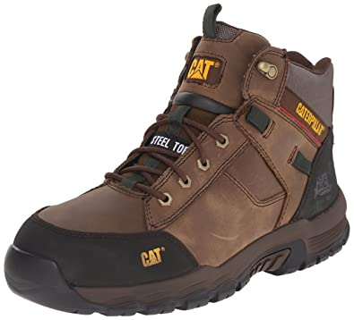 c41aee521893 Amazon.com | Caterpillar Men's Safeway Mid 6