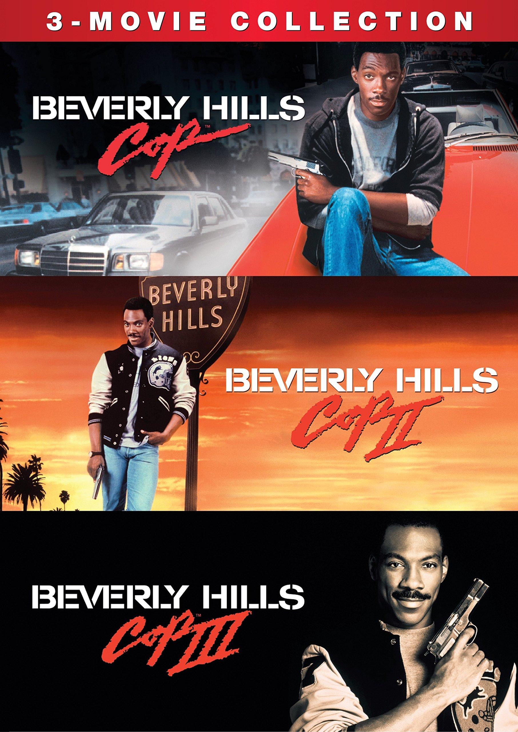 Beverly Hills Cop Trilogy DVD 3 Movie Collection Eddie ...  Beverly Hills C...