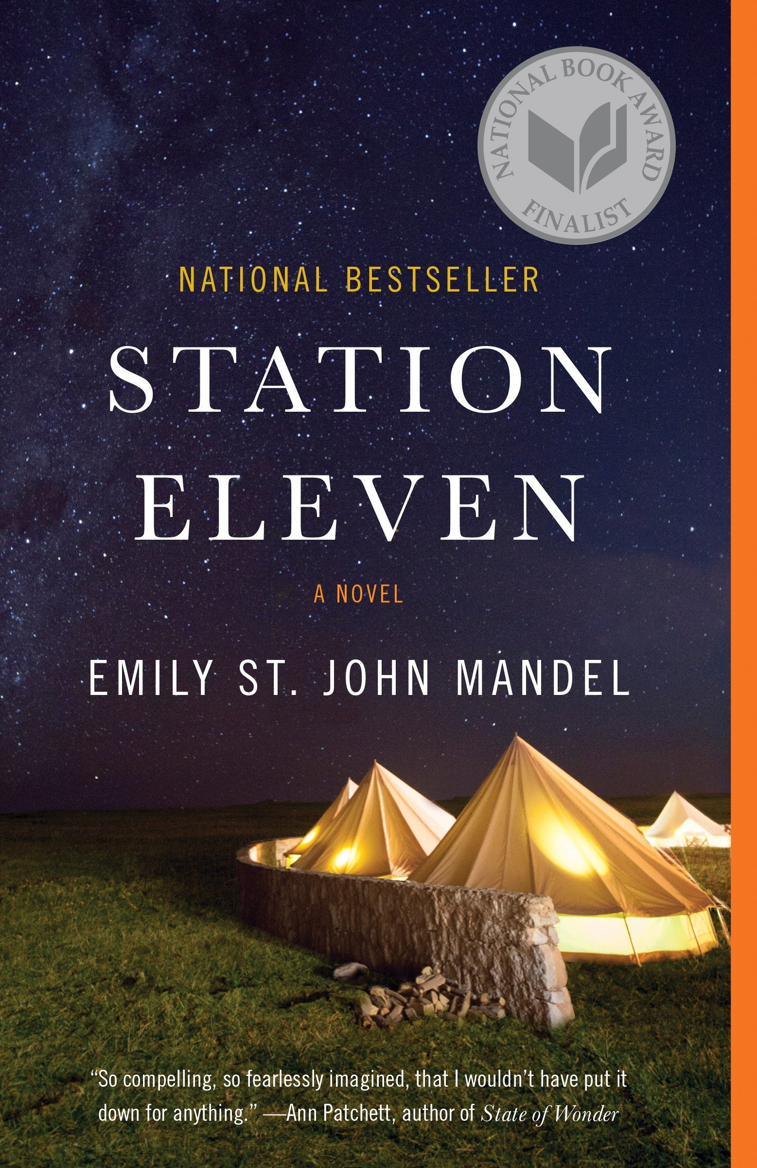 Image result for Station Eleven by Emily St. John Mandel