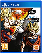 Dragon Ball Xenoverse + Dragon Ball Xenoverse 2 PS4 giochi italiano scatola inglese