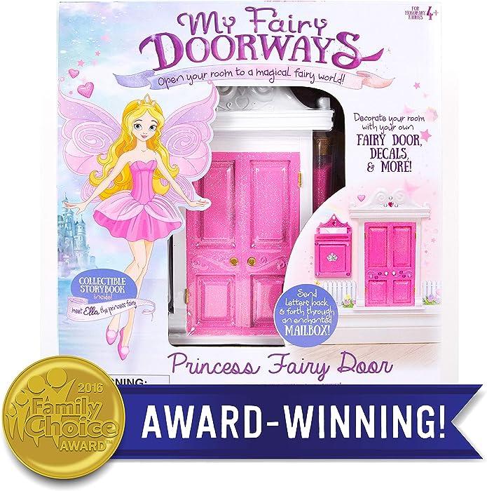 My Fairy Doorways - Princess by Horizon Group USA
