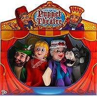 Completa Caperucita Roja y el lobo Teatro espectáculo