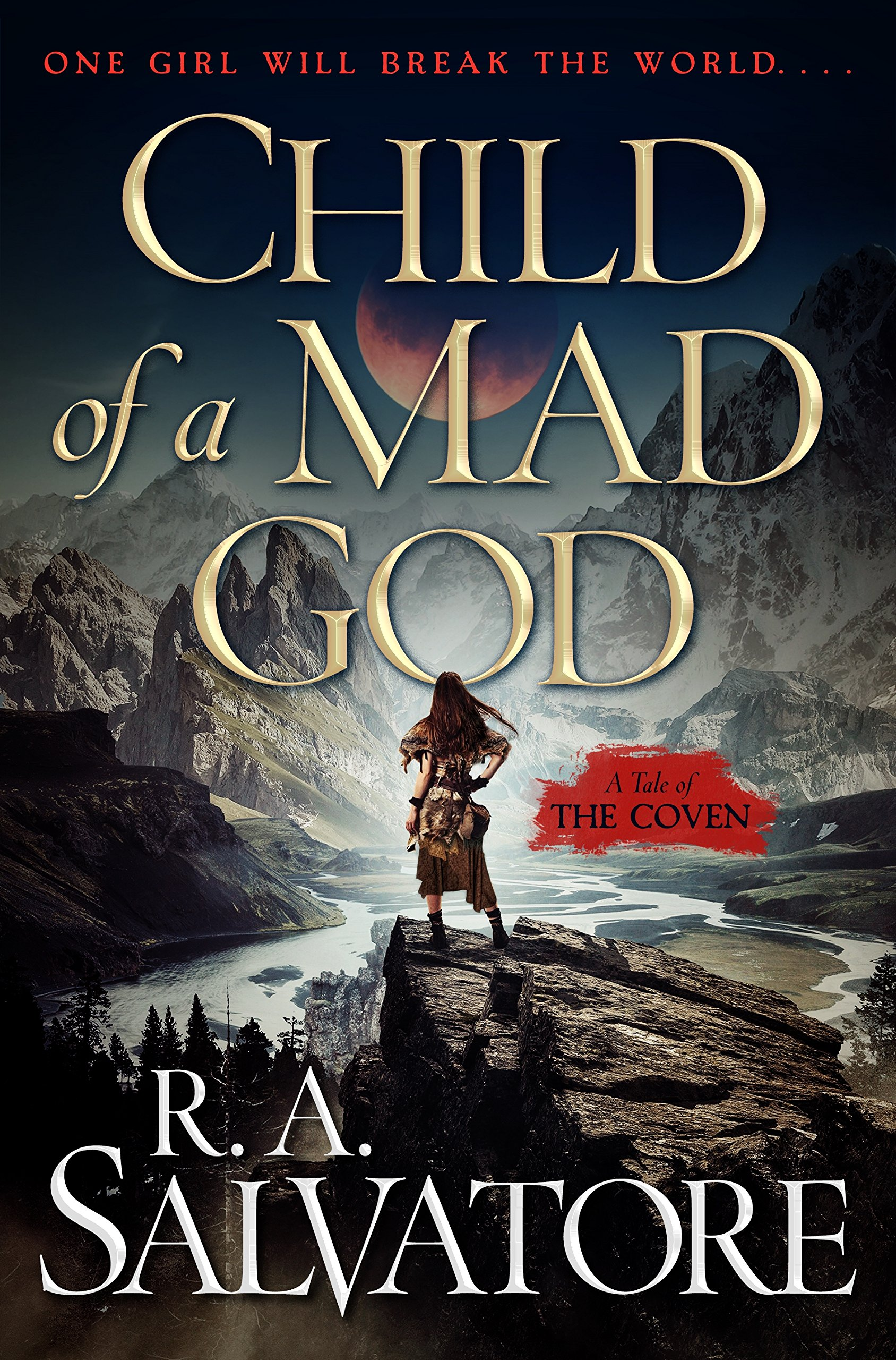 Child of a Mad God (Coven, Band 1)