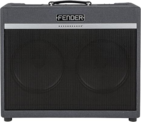 Fender Bassbreaker 18/30 Combo · Amplificador guitarra eléctrica ...