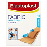 Elastoplast Fabric Extra Flexible Breathable Plasters