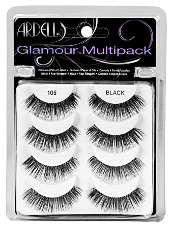 abaa1dbf97e Amazon.com: Ardell Multipack 105 Lashes, 0.06 Pound: Beauty