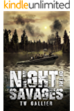 Night of the Savages (Total Apoc Trilogy Book 6)
