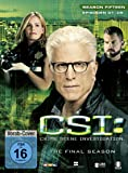 CSI: Crime Scene Investigation - Season 15.1 [3 DVDs]