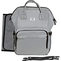 Diaper Bag Backpack by Zohzo - Baby Diaper Bags with Changing Pad