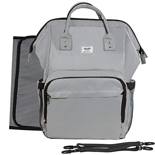 Diaper Bag Backpack by Zohzo J...